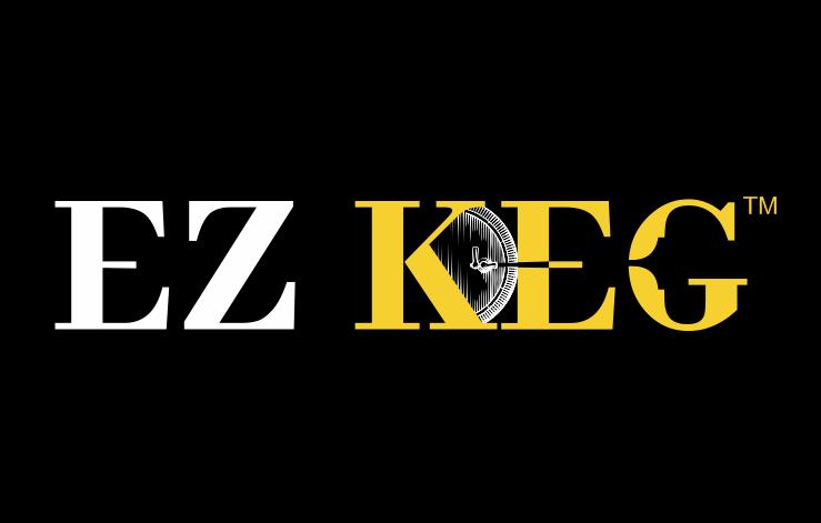 Logo For EZ KEG