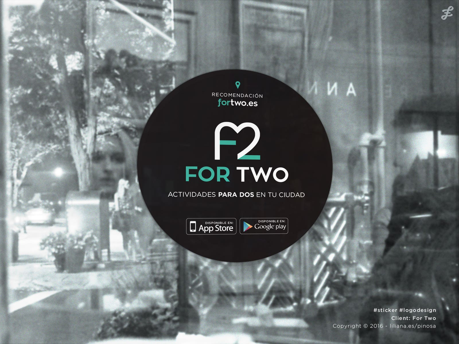 For Two | Corporate Identity