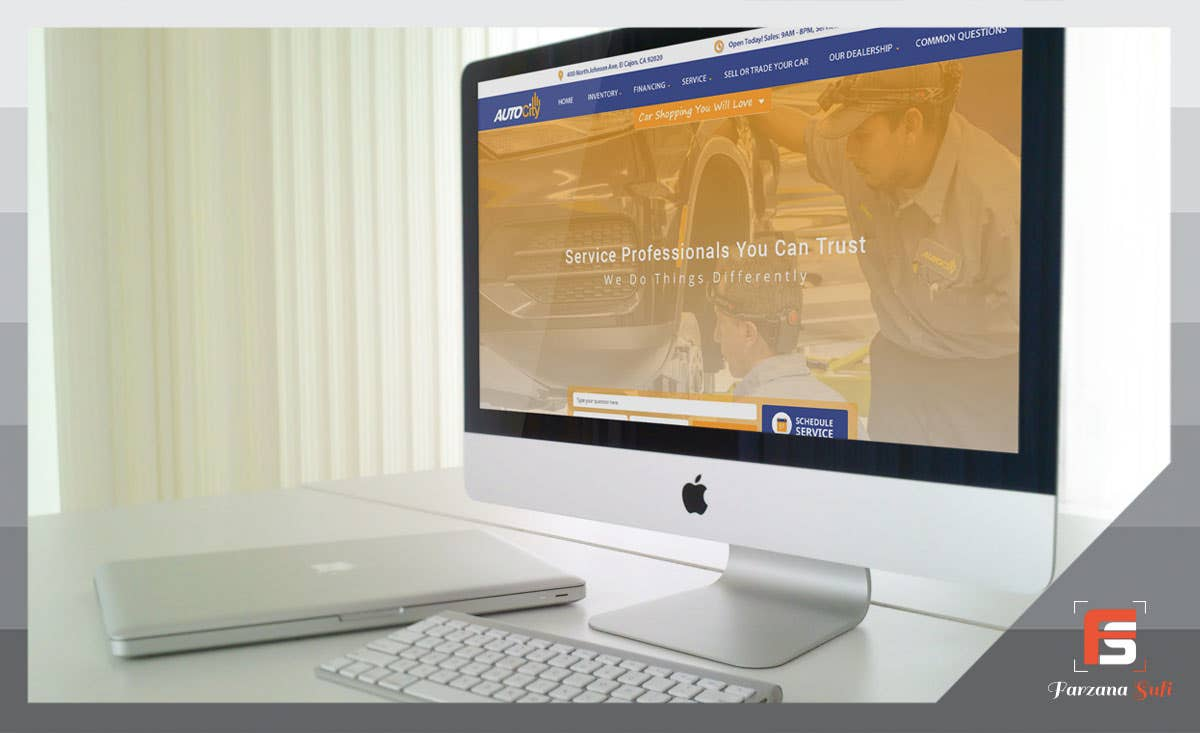 UX, Web Design, Landing Page Design