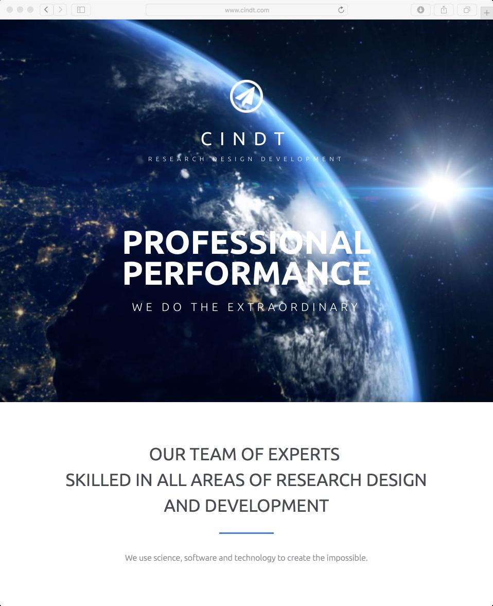 Cindt, LLC Website