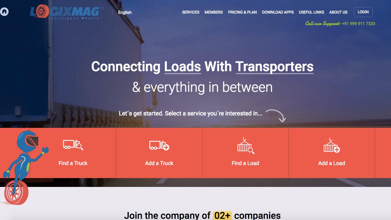 Logistics Bidding Portal