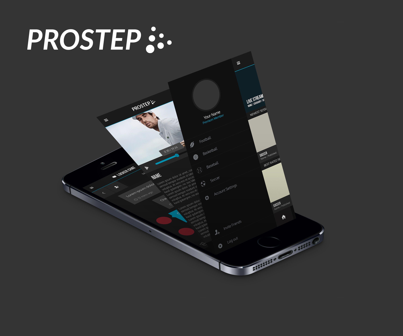 APP Design Prostep