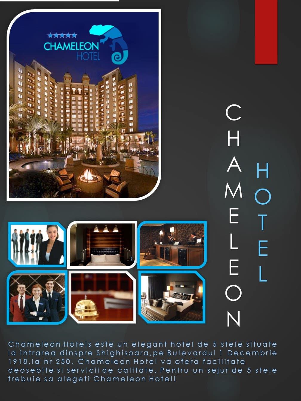 Chameleon Hotel - Brochure