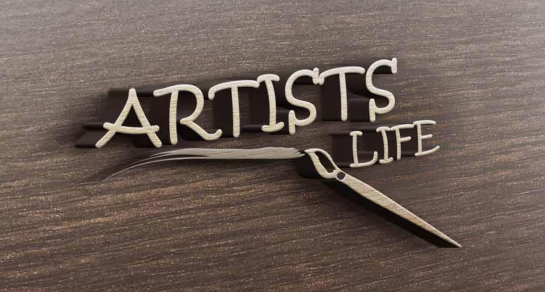 Artists Life - LOGO