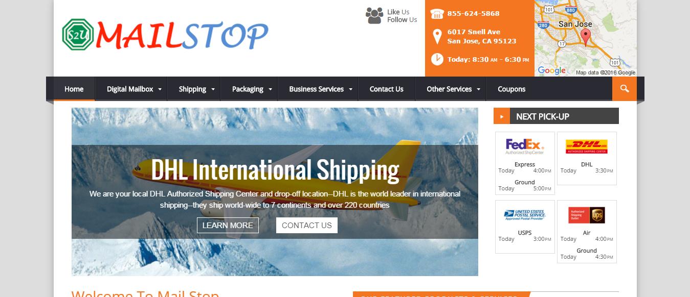 Shipmailstop.com