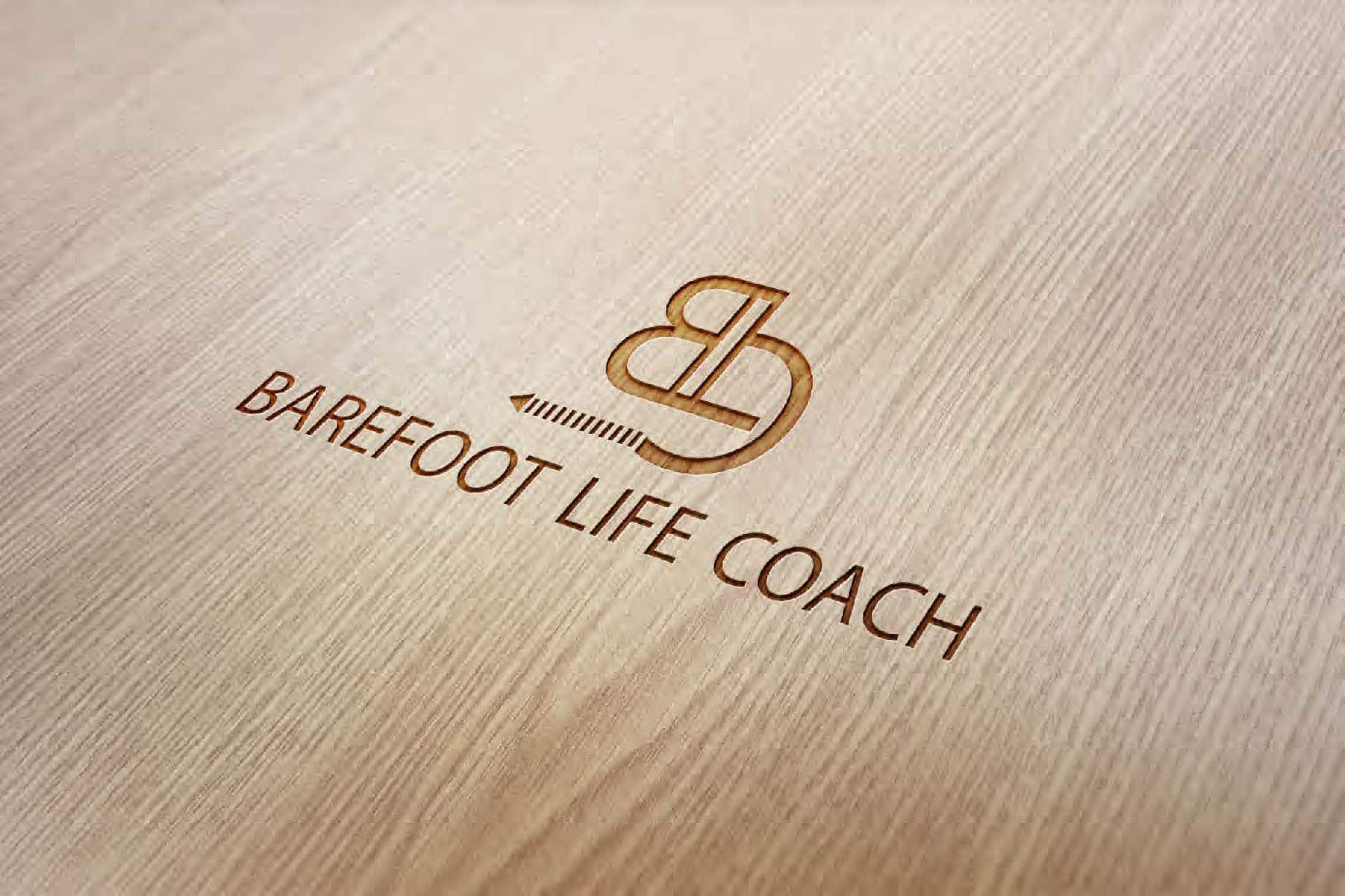 Barefoot Life Coach - LOGO