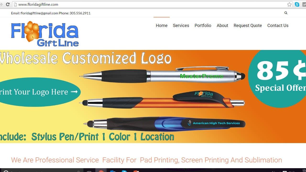 Corporate Website - English version