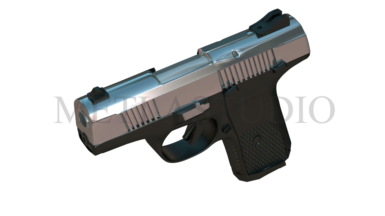 gun modelling