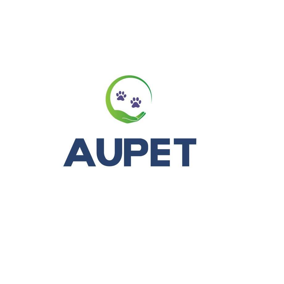 Pet company base logo