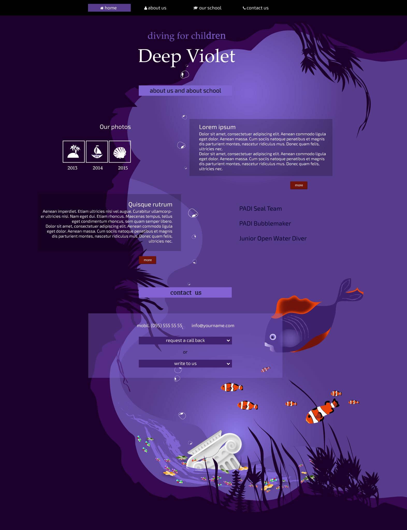 deep-violet.ru