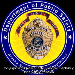 Alaska State Trooper Chaplaincy Logo