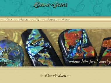 Lava Gems