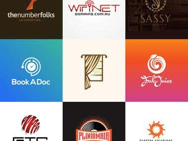Logo Designs April 2016