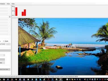 Canon EOS Camera Controller and Photo Analyzer