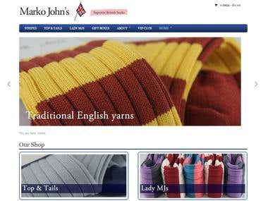 Marko John's