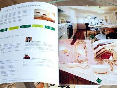 Gavriliu Real Estate brochure