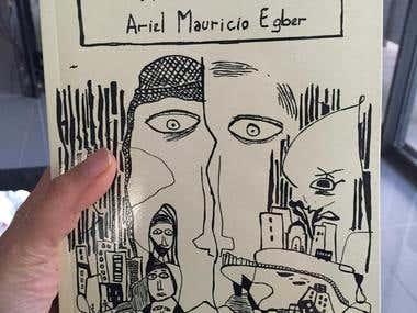 Hermanos, novela de Ariel Mauricio Egber.