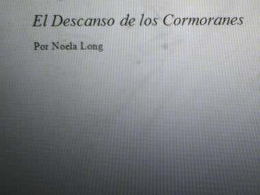 Meigallo, novela de Noela Long.