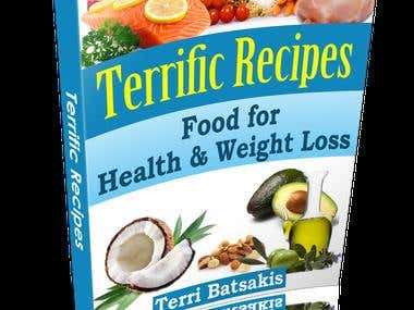 Terrific Fitness eBook creation