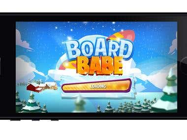 Board Babe  Mobile Game