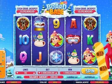 Board Babe Game