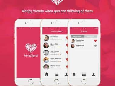 Mind Signal App