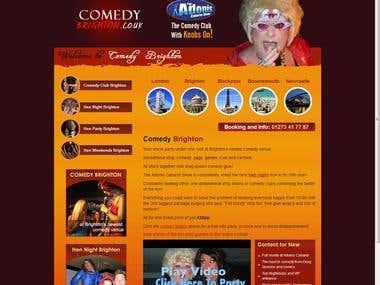 Comedy Brighton
