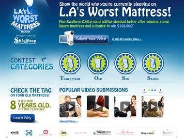 L A's Mattress