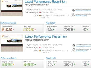 Speed Up: WordPress Optimization