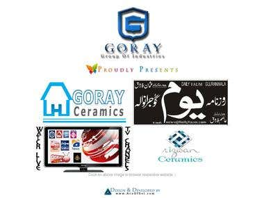 Corporate Group Website