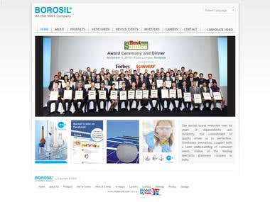Borosil Pioneers of glassware in India