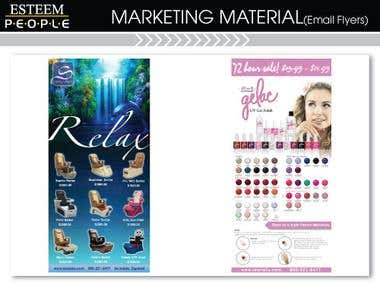 Email Flyer Designs