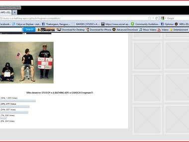 Email Verification votes