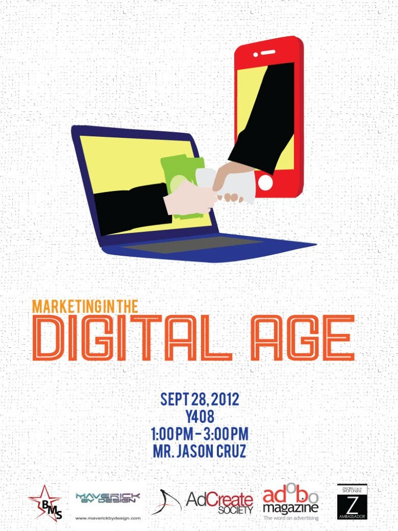 Digital Marketing Poster