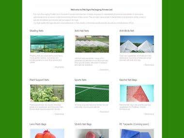 Packaging website in Wordpress