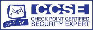 Checkpoint Certified Security Expert (CCSE)