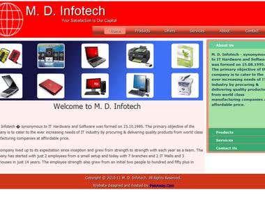 M. D. Infotech