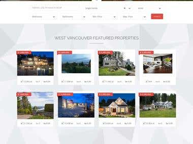 Real Estate Website - CREA Feed - MLS Search