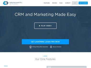 SaaS Lead Management Software
