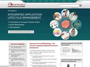 Integrated Application Lifecycle Management System