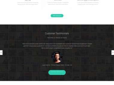 Shopify Webstore