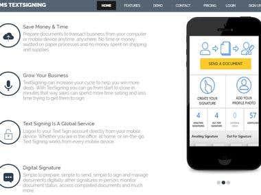 textsigning.com