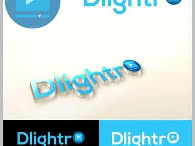 Dlightr Logo
