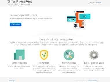 Diseño Web - Cambio look&feel - Gestión Hosting