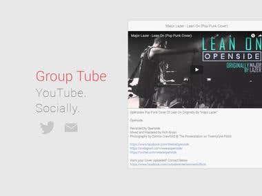 Group Tube