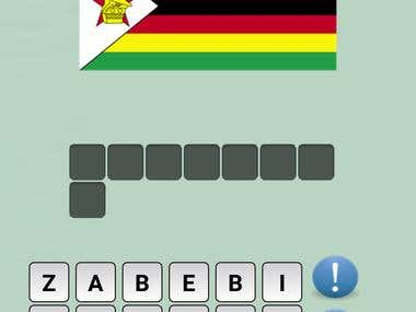 Country Guess Game