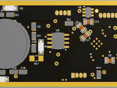 Sun Position sensor