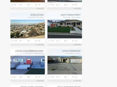 Real Estate Website - RETS/IDX - MLS Search