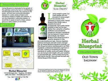 (Brochure) Herbal
