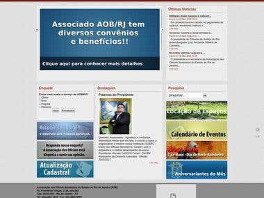Associação dos Oficiais Bombeiros RJ